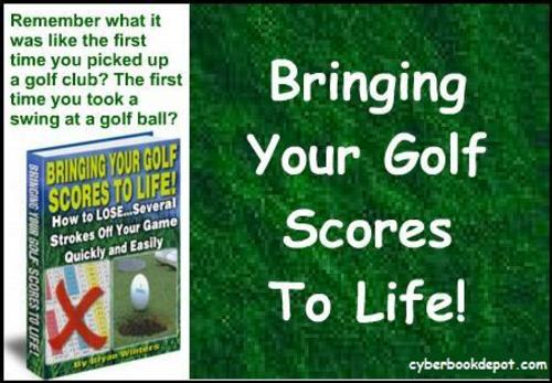 Product picture Bring Your Golf Scores to Life
