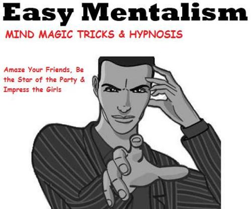 Product picture MENTALISM MADE EASY