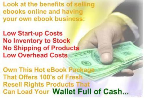 Product picture Cash in on the Exploding e-Book Business Marketing Craze