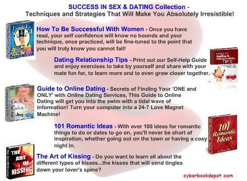 Product picture SUCCESS IN SEX & DATING - Techniques & Strategies