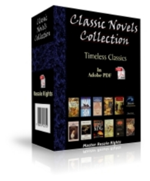 Product picture Classic Novels Collection - Plus Bonus